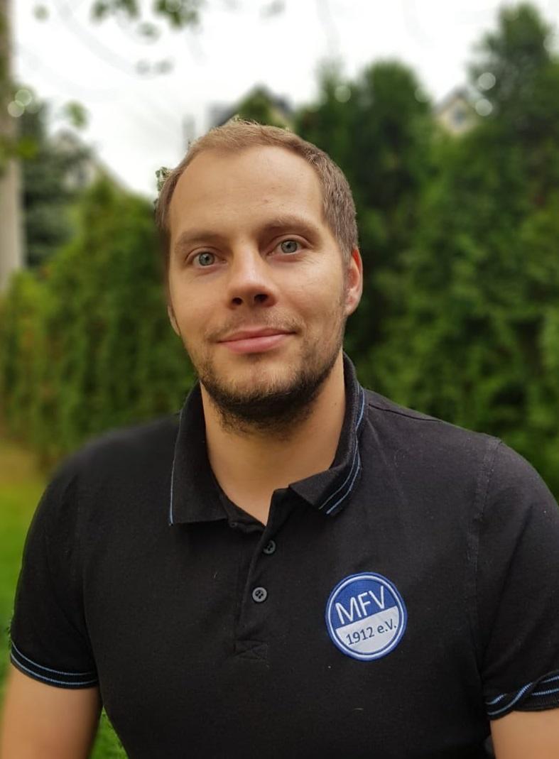 1. Vorsitzender: Dietmar Wilhelm